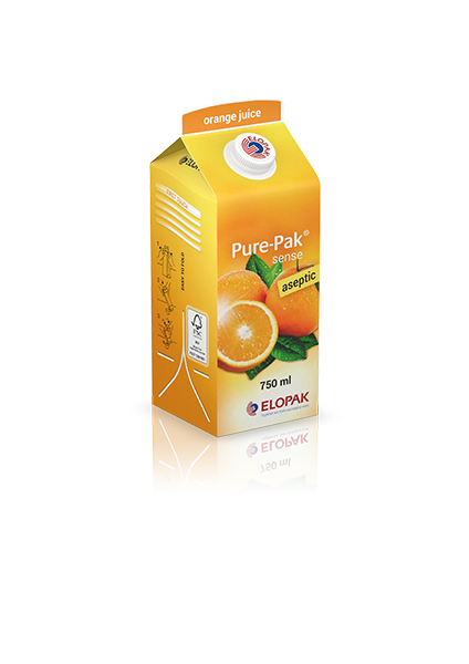Pure-Pak sense Orange